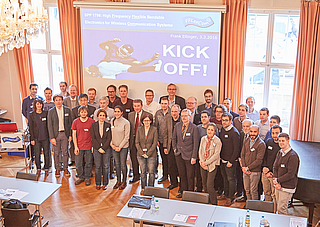 FFlexCom Kick-off Group Photo